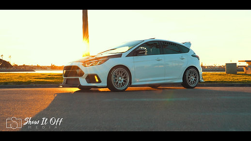 2016 Ford Focus RS  |  Promo Video