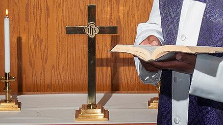 April 5, 2020 Palm Sunday Virtual Worship Service