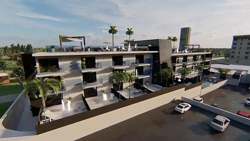 Proyecto de apartamentos autosostenibles