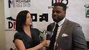 Angel Matheson interviews Marcus Woods