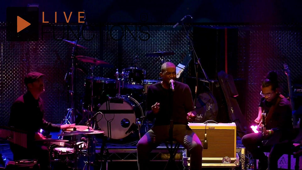 DURELL ANTHONY TRIO - CRUISIN' (LIVE)