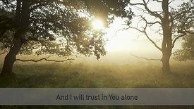 The Lord's My Shepherd (Helen)