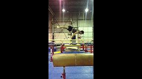 Growing up Gymnastics