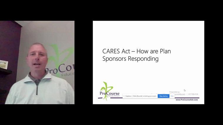 Plan Sponsor Videos