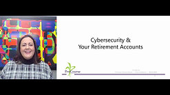 Cyber-security & Retirement