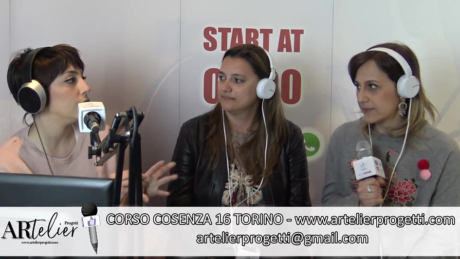 ARtelier Progetti Ospiti a Radio Veronica One