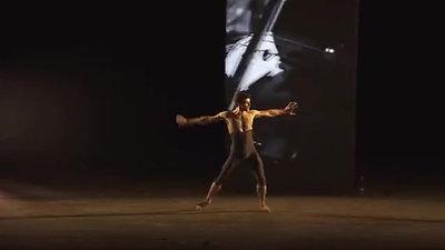DORIAN GRAY - Roberto Bolle & Alessandro Quarta