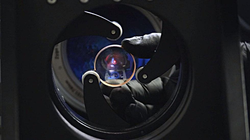 High Power Optics & Thin Film Coatings