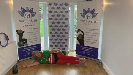 Christmas Pilates - Helen Pybus (18+)