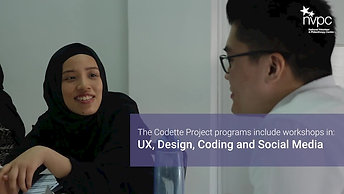 Groundup: The Codette Project