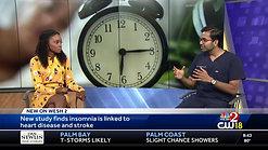 WKCF 8-23-19 Insomnia Linked to Heart Health 8am