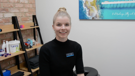 Lucy Boseley - Physiotherapist