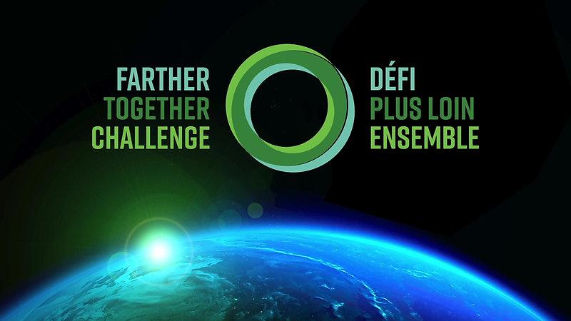 Défi Plus Loin Ensemble 2020