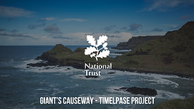 Giant's Causeway - Visitor Numbers
