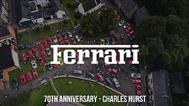 The Ferrari 70th Anniversary Cavalcade