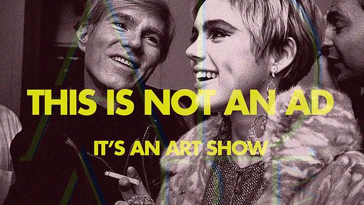 AD ART SHOW TV :60