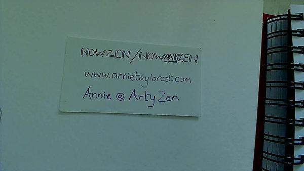 Introduction to NOWZEN/NowANDZen