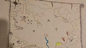 Treasure Island Map (part 1)