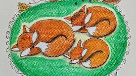 ZenKids Foxes Part 1