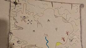 Treasure Island Map (part 2)
