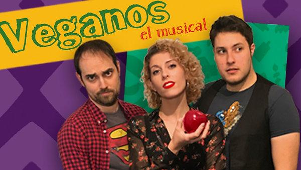 Veganos, el musical - Teaser Castellano