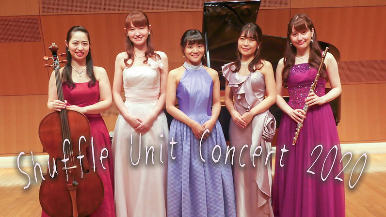 Suffle Unit Concert 2020