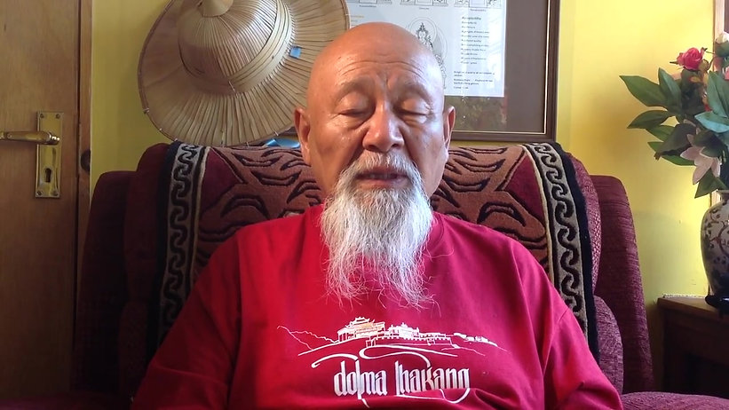 Lama Yeshe Rinpoche Video 14th April 2020