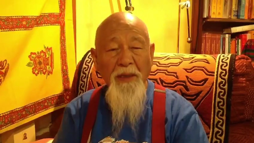 Lama Yeshe Rinpoche Video 19th of April 2020