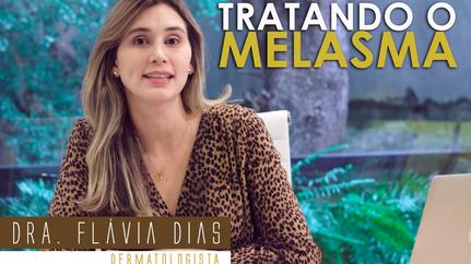 Dra. Flávia - Melasma
