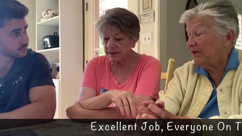 Jolynn & Evelyn Sanborn Testimonial Snippet