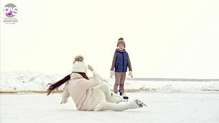 Winter Holidays privatjet_FULL_HD