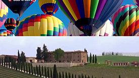 Tuscany Hot Air Balloon