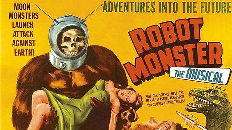 Robot Monster the Musical: Trailer