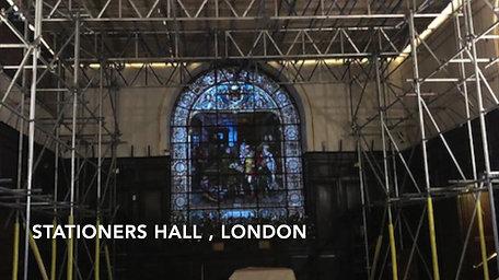 STATIONAIRES HALL, LONDON