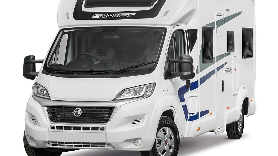 Coachbuilt Accessible Motorhome Hire
