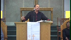 Bishop Caesar R. Cabiness @ Praise Tabernacle Inc. Jamaica, NY - Order