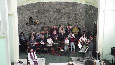 Rencontre catetous - Chorale Jour de Joie
