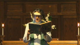Sunday Worship on Sept. 19, 2021 at St. Andrew's Episcopal Church