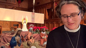 Christmas Eve 2020 - Message from Rev Stephanie