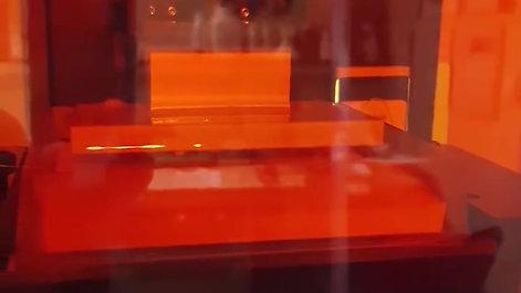 Stampante 3D Envisiontec