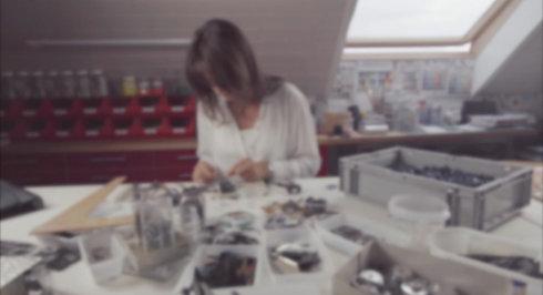 Viviane Wolff - Evasion Mosaique