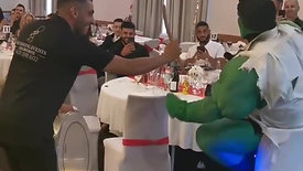 Lebanese Hulk