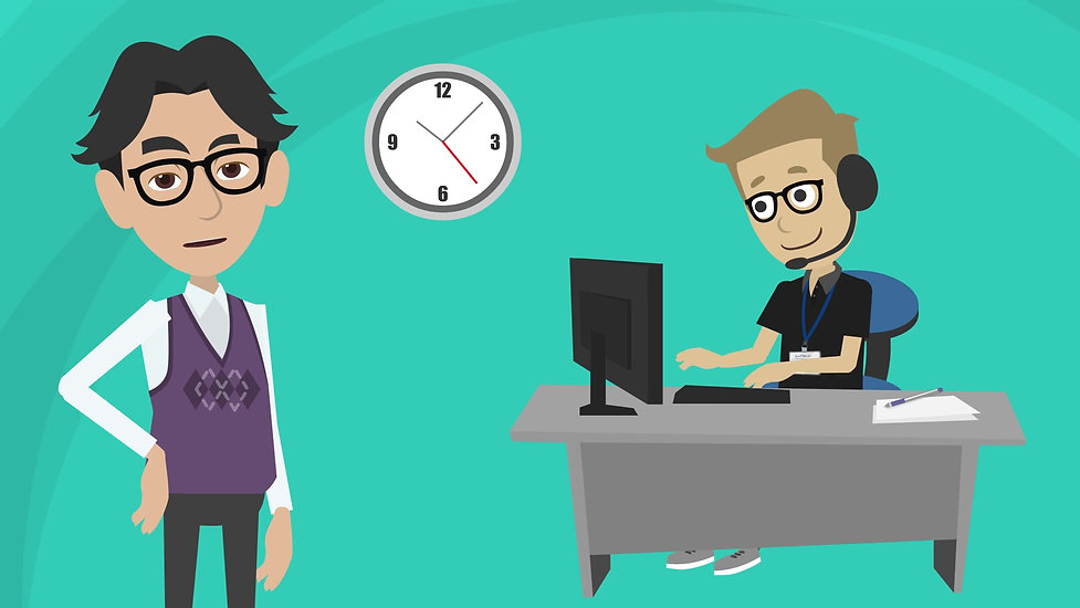 VereQuest eLearning Animation Demo