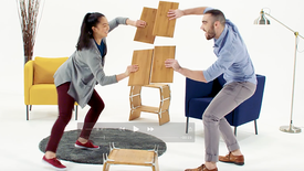 Modos Furniture Commercial - Coffee Table - Dance, Click, Make Furniture