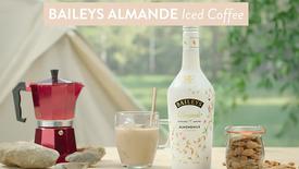 Baileys Almande Iced Coffee - LightSpace Studios
