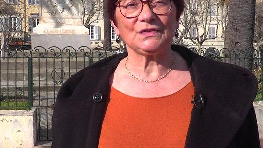 Paroles de Bastiais - Marie-Françoise DUSSOLE-VERDI