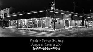 Franklin Square Building, Iron Mountain MI