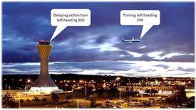 In Flight #03 Control Problems, Flight Plan, Urgency, Distess