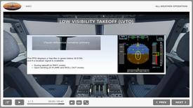 AWO #05 Low Visibility Takeoff (LVTO), Low Visibility Taxi