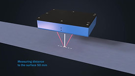 Laser surface motion sensor SPEETEC Captures motion Without contact  SICK AG